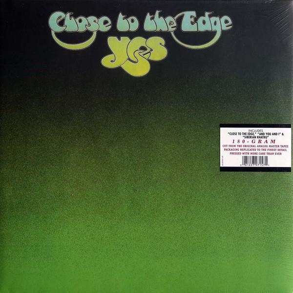 Viniluri VINIL Universal Records Yes - Close To The EdgeVINIL Universal Records Yes - Close To The Edge
