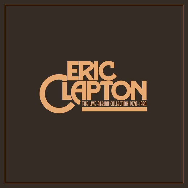 Viniluri VINIL Universal Records Eric Clapton - The Live Album Collection 1970-1980VINIL Universal Records Eric Clapton - The Live Album Collection 1970-1980