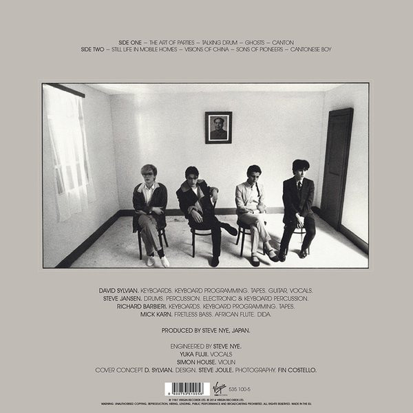 Viniluri VINIL Universal Records Japan - Tin DrumVINIL Universal Records Japan - Tin Drum