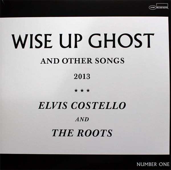 Viniluri VINIL Universal Records Elvis Costello + The Roots - Wise Up GhostVINIL Universal Records Elvis Costello + The Roots - Wise Up Ghost