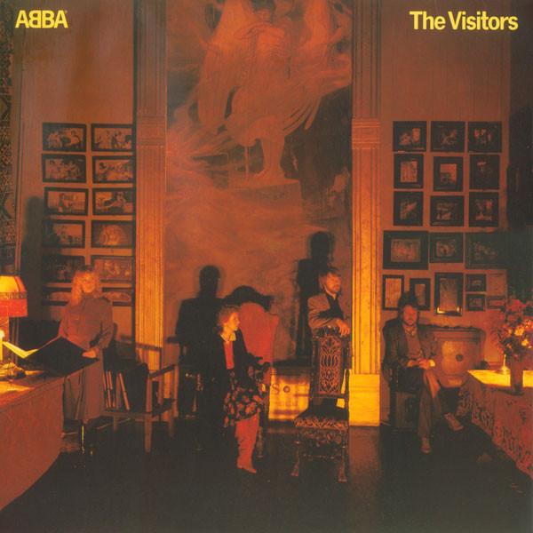 Viniluri VINIL Universal Records Abba - The VisitorsVINIL Universal Records Abba - The Visitors