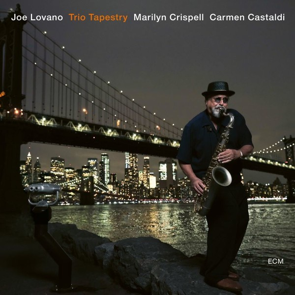 Viniluri VINIL ECM Records Joe Lovano: Trio TapestryVINIL ECM Records Joe Lovano: Trio Tapestry