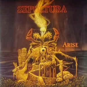 Viniluri VINIL Universal Records Sepultura - AriseVINIL Universal Records Sepultura - Arise