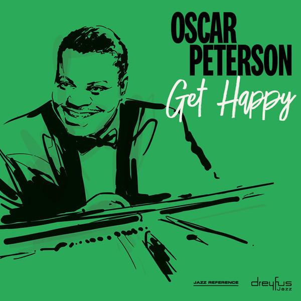 Viniluri VINIL Universal Records Oscar Peterson - Get HappyVINIL Universal Records Oscar Peterson - Get Happy