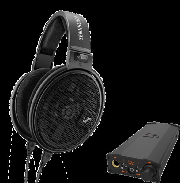 Pachete PROMO Casti si AMP Pachet PROMO Sennheiser HD 660 S + iFi Micro iDSD BlackPachet PROMO Sennheiser HD 660 S + iFi Micro iDSD Black