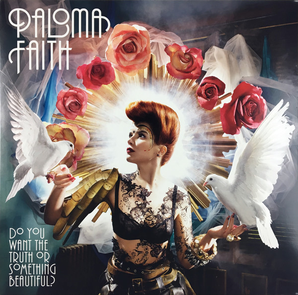 Viniluri VINIL Universal Records Paloma Faith - Do You Want The Truth Or Something Beautiful?VINIL Universal Records Paloma Faith - Do You Want The Truth Or Something Beautiful?