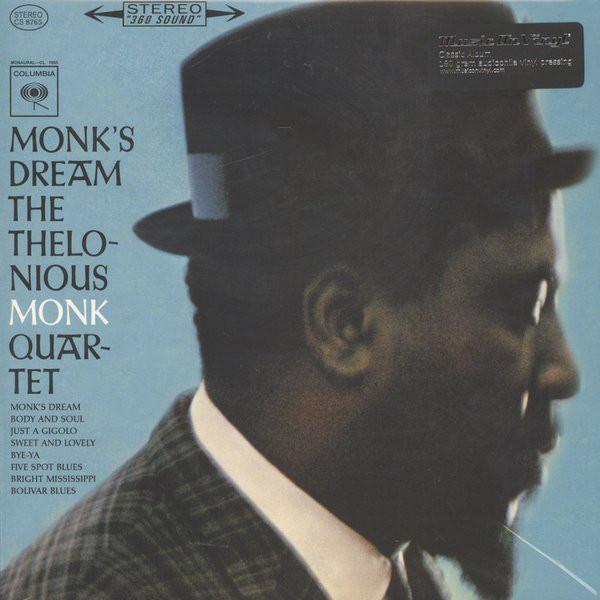 Viniluri VINIL Universal Records The Thelonious Monk Quartet - Monk's DreamVINIL Universal Records The Thelonious Monk Quartet - Monk's Dream