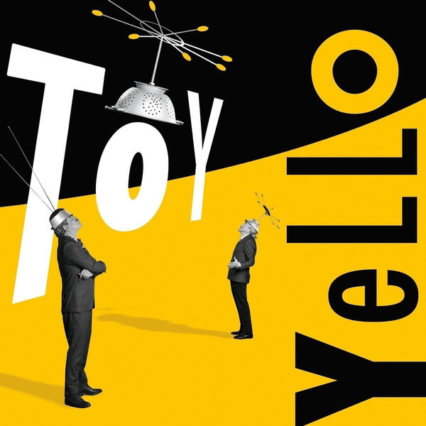 Viniluri VINIL Universal Records Yello - ToyVINIL Universal Records Yello - Toy