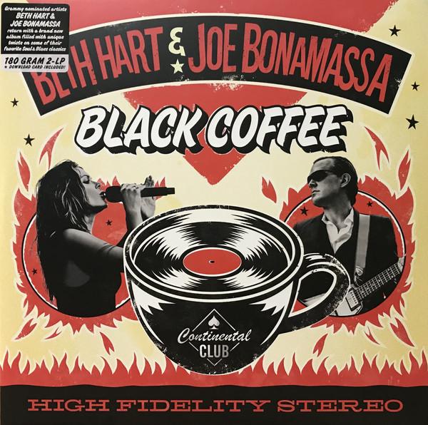 Viniluri VINIL Universal Records Beth Hart & Joe Bonamassa - Black CofeeVINIL Universal Records Beth Hart & Joe Bonamassa - Black Cofee