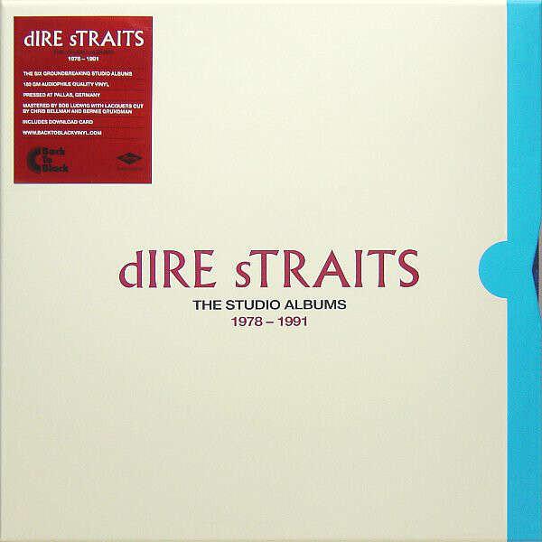 Viniluri VINIL Universal Records Dire Straits - The Studio Albums 1978 - 1991VINIL Universal Records Dire Straits - The Studio Albums 1978 - 1991