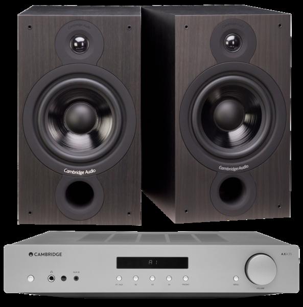 Pachete PROMO STEREO Pachet PROMO Cambridge Audio SX60 + Cambridge Audio AXA35Pachet PROMO Cambridge Audio SX60 + Cambridge Audio AXA35