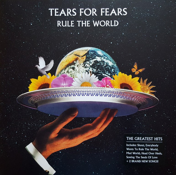 Viniluri VINIL Universal Records Tears For Fears - Rule The World ( Greatest Hits )VINIL Universal Records Tears For Fears - Rule The World ( Greatest Hits )