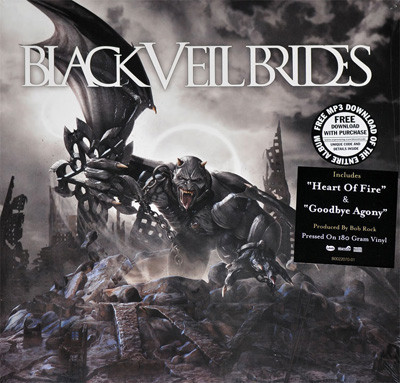 Viniluri VINIL Universal Records Black Veil BridesVINIL Universal Records Black Veil Brides