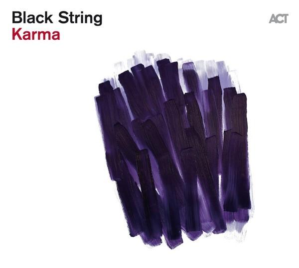 Viniluri VINIL ACT Black String - KarmaVINIL ACT Black String - Karma