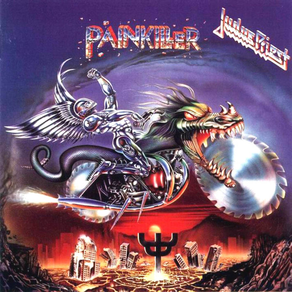 Viniluri VINIL Universal Records Judas Priest - PainkillerVINIL Universal Records Judas Priest - Painkiller