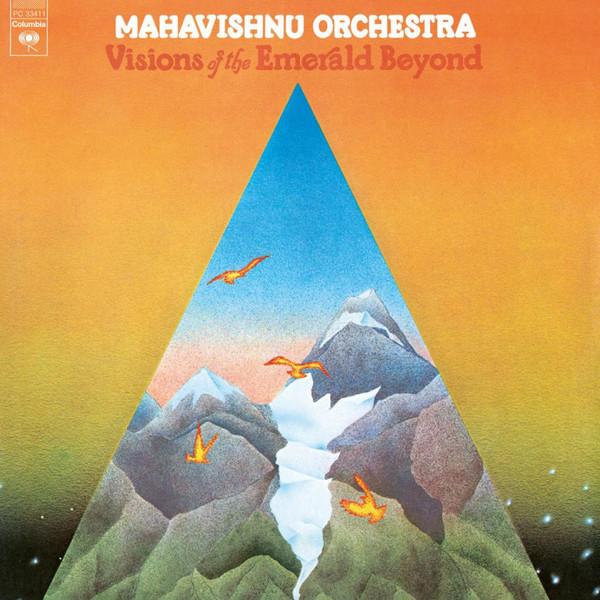 Viniluri VINIL Universal Records  Mahavishnu Orchestra - Visions Of The Emerald BeyondVINIL Universal Records  Mahavishnu Orchestra - Visions Of The Emerald Beyond