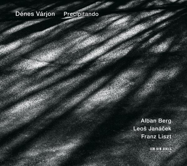 Muzica CD CD ECM Records Denes Varjon - Berg / Janacek / Lizt: PrecipitandoCD ECM Records Denes Varjon - Berg / Janacek / Lizt: Precipitando