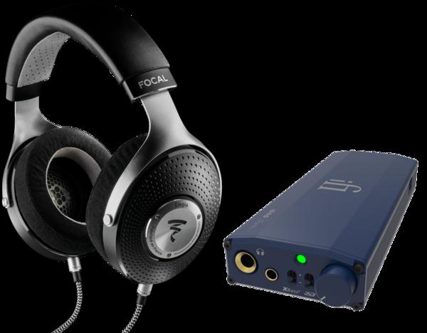 Pachete PROMO Casti si AMP Pachet PROMO Focal Elegia + iFi Audio Micro iDSD SignaturePachet PROMO Focal Elegia + iFi Audio Micro iDSD Signature