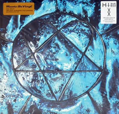 Viniluri VINIL Universal Records HIM - XX - Two Decades Of Love MetalVINIL Universal Records HIM - XX - Two Decades Of Love Metal
