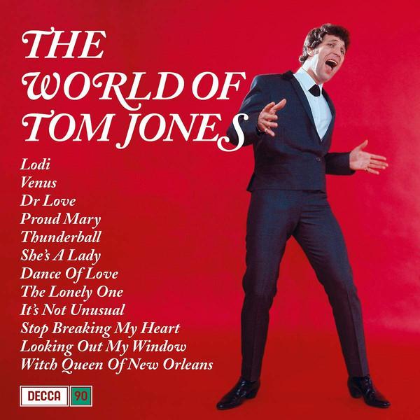 Viniluri VINIL Universal Records Tom Jones - The World Of Tom JonesVINIL Universal Records Tom Jones - The World Of Tom Jones