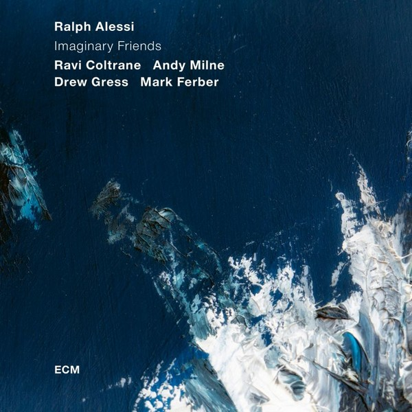 Muzica CD CD ECM Records Ralph Alessi: Imaginary FriendsCD ECM Records Ralph Alessi: Imaginary Friends