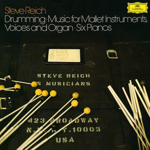 Viniluri VINIL Universal Records Steve Reich - Drumming / Music For Mallet Instruments, Voices And Organ / Six PianosVINIL Universal Records Steve Reich - Drumming / Music For Mallet Instruments, Voices And Organ / Six Pianos
