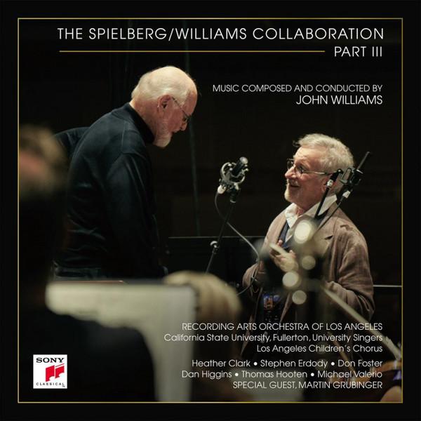 Viniluri VINIL Universal Records John Williams - The Spielberg / Williams Collaboration Part IIIVINIL Universal Records John Williams - The Spielberg / Williams Collaboration Part III