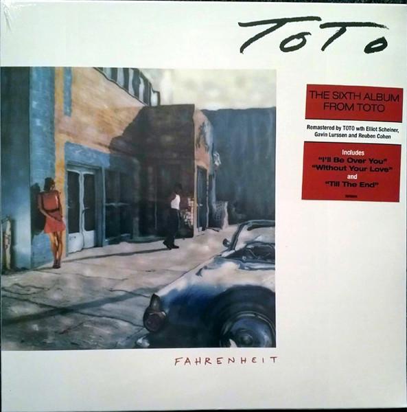Viniluri VINIL Universal Records Toto - FahrenheitVINIL Universal Records Toto - Fahrenheit