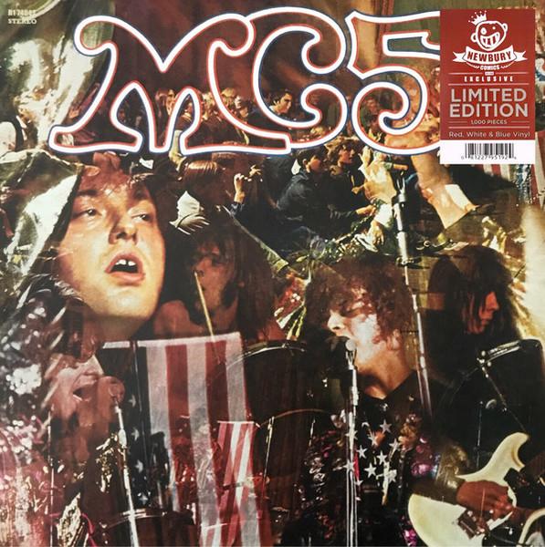 Viniluri VINIL Universal Records Mc5 - Kick Out The JamsVINIL Universal Records Mc5 - Kick Out The Jams