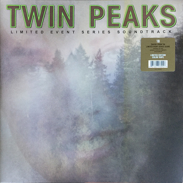 Viniluri VINIL Universal Records Angelo Badalamenti - Twin Peaks - Limited Event Series OSTVINIL Universal Records Angelo Badalamenti - Twin Peaks - Limited Event Series OST