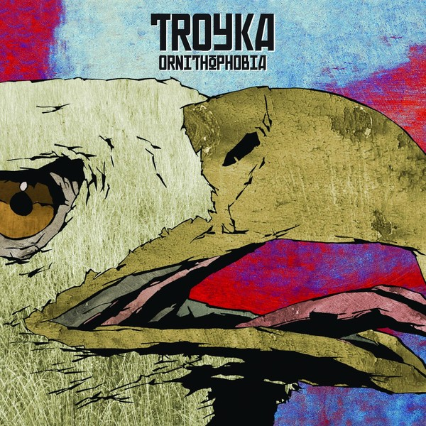 Muzica CD CD Naim Troyka: OrnithophobiaCD Naim Troyka: Ornithophobia