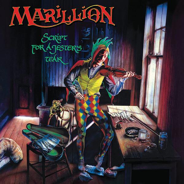 Viniluri VINIL Universal Records Marillion - Script For A Jester's TearVINIL Universal Records Marillion - Script For A Jester's Tear