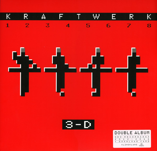 Viniluri VINIL Universal Records Kraftwerk - 3-D The CatalogueVINIL Universal Records Kraftwerk - 3-D The Catalogue