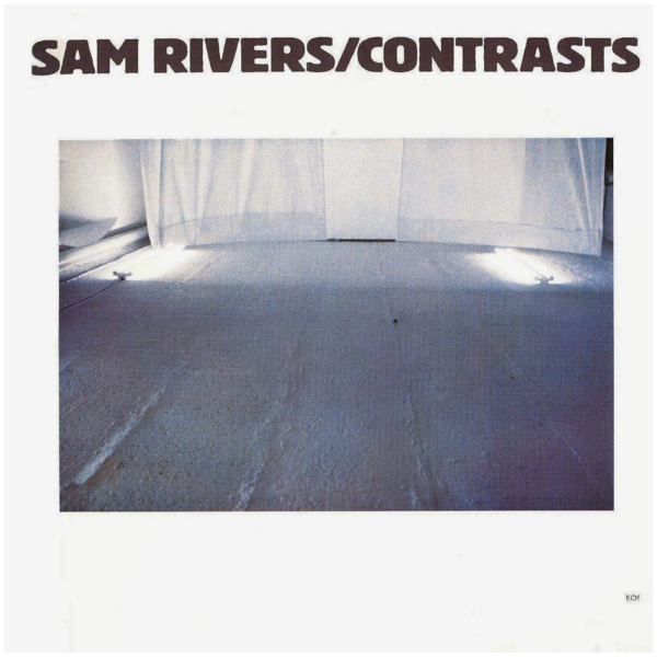 Viniluri VINIL ECM Records Sam Rivers: ContrastsVINIL ECM Records Sam Rivers: Contrasts