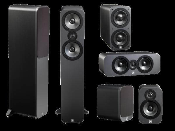 Pachete PROMO SURROUND Pachet PROMO Q Acoustics 3050 pachet 5.1Pachet PROMO Q Acoustics 3050 pachet 5.1