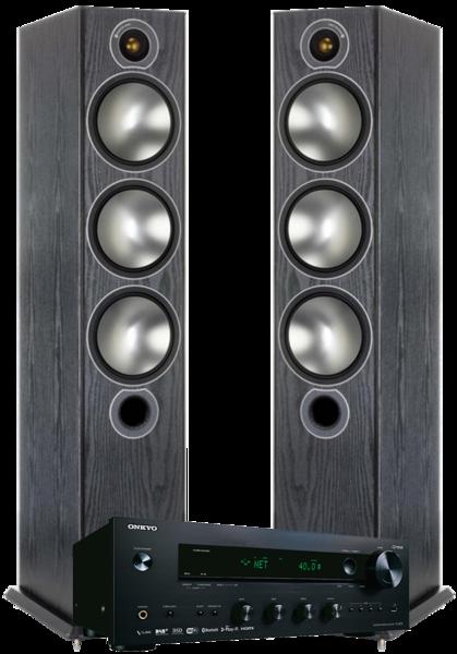 Pachete PROMO STEREO Pachet PROMO Monitor Audio Bronze 6 + Onkyo TX-8270Pachet PROMO Monitor Audio Bronze 6 + Onkyo TX-8270
