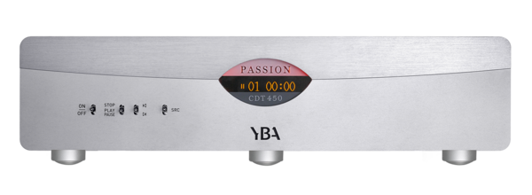 Playere CD CD Player YBA Passion CD Transport 450CD Player YBA Passion CD Transport 450