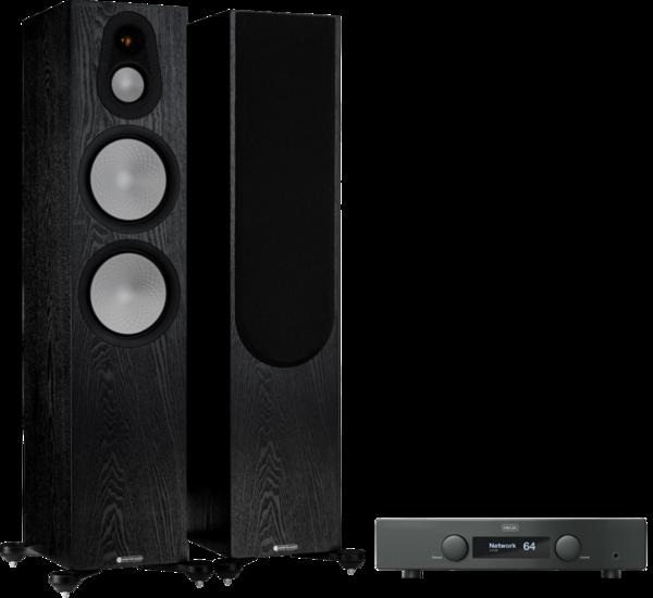 Pachete PROMO STEREO Pachet PROMO Monitor Audio Silver 500 (7G) + Hegel H95Pachet PROMO Monitor Audio Silver 500 (7G) + Hegel H95