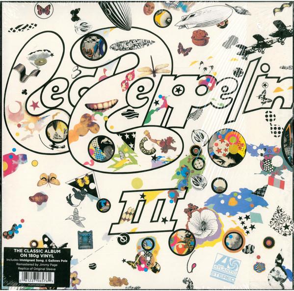 Viniluri VINIL Universal Records Led Zeppelin - III (Original recording remastered)VINIL Universal Records Led Zeppelin - III (Original recording remastered)