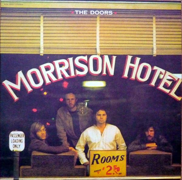 Viniluri VINIL Universal Records The Doors - Morrison HotelVINIL Universal Records The Doors - Morrison Hotel