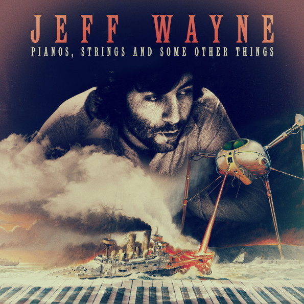 Viniluri VINIL Universal Records Jeff Wayne - Pianos, Strings And Some Other ThingsVINIL Universal Records Jeff Wayne - Pianos, Strings And Some Other Things