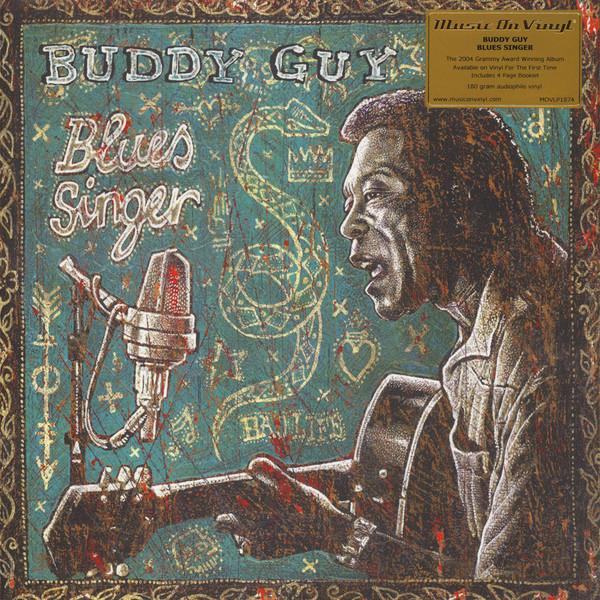 Viniluri VINIL Universal Records Buddy Guy - Blues SingerVINIL Universal Records Buddy Guy - Blues Singer