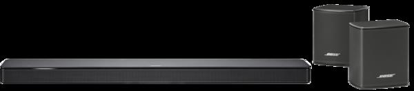 Soundbar Soundbar Bose Soundbar 500 + Bose Surround SpeakersSoundbar Bose Soundbar 500 + Bose Surround Speakers