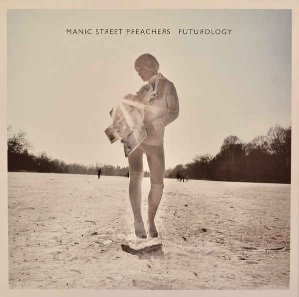 Viniluri VINIL Universal Records Manic Street Preachers - FuturologyVINIL Universal Records Manic Street Preachers - Futurology