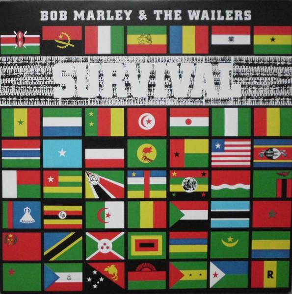 Viniluri VINIL Universal Records Bob Marley & The Wailers - SurvivalVINIL Universal Records Bob Marley & The Wailers - Survival