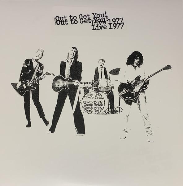 Viniluri VINIL Universal Records Cheap Trick - Out to get you! Live 1977VINIL Universal Records Cheap Trick - Out to get you! Live 1977