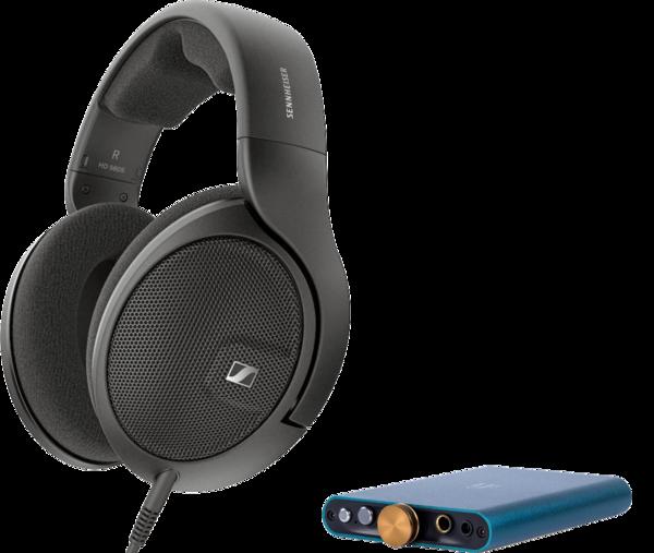 Pachete PROMO Casti si AMP Pachet PROMO Sennheiser HD 560S + iFi Audio hip-dacPachet PROMO Sennheiser HD 560S + iFi Audio hip-dac