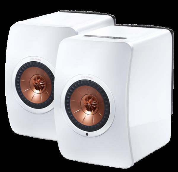 Boxe Amplificate KEF LS50 Wireless resigilateKEF LS50 Wireless resigilate