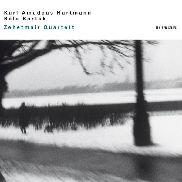 Muzica CD CD ECM Records Zehetmair Quartett - Hartmann, BartokCD ECM Records Zehetmair Quartett - Hartmann, Bartok