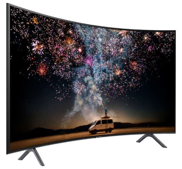 Televizoare TV Samsung UE-55RU7372, Curved, UHD, Smart, UHD Dimming, Auto Depth Enhancer, HDR 10+, WiFi, DVB-T2CS2TV Samsung UE-55RU7372, Curved, UHD, Smart, UHD Dimming, Auto Depth Enhancer, HDR 10+, WiFi, DVB-T2CS2